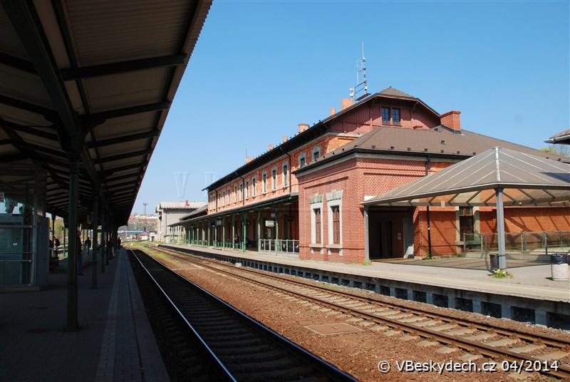 Železniční stanice Frýdek-Místek