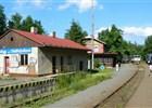 Železniční stanice Kunčice pod Ondřejníkem