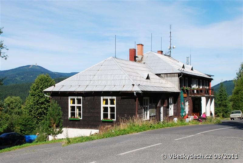 Hotel Visalaja - dnes staré Visalaje