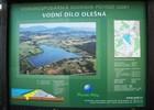 Vodní nádrž Olešná