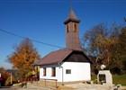Kaple sv. Ducha na Pulčínách