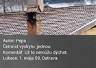 Aplikace Čistý komín upozorní na špatné topení v domácnostech