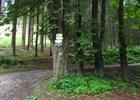 Rozcestí U Kaštanů - Lubno, Krásná