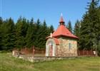 Muřinkový vrch - kaple