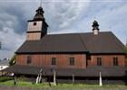 Dřevěný kostel Všech svatých (NKP)