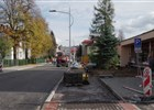 Rekonstrukce ulice Nádražní z důvodu opravy