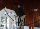 Horská chata Na Prašivé prochází rekonstrukcí