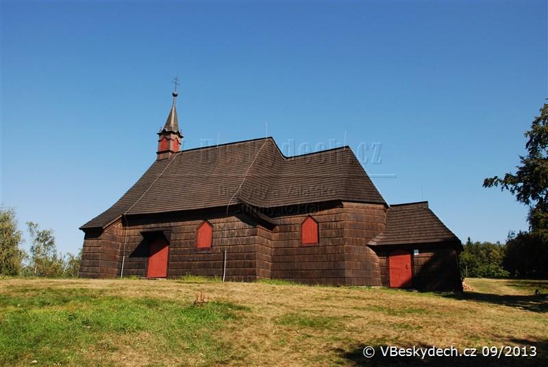 Kostel na Prašivé