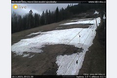 Ski areál Řeka