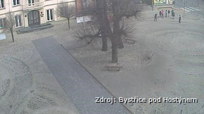 Bystřice pod Hostýnem - náměstí