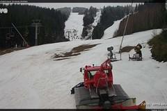 Ski areál Severka - Dolní Lomná