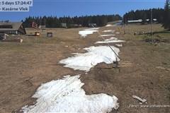 Zona snow Makov - Kasárne