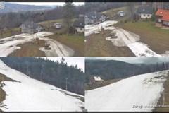 Ski Malenovice - sdružený snímek