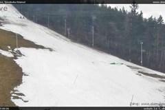Ski Malenovice - Dětská sjezdovka