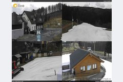 Skiareál Troják - Otočná kamera, svah A