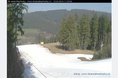 Ski areál Machůzky