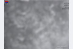 Lysá hora - severozápadní pohled