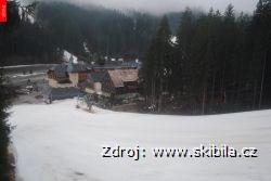 Ski areál Bílá