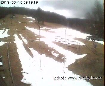 Ski Zlatník - Krásná