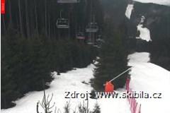 Ski areál Bílá - Panorama